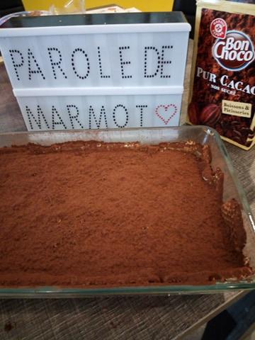 Recette Marmot : » Le DadouMitsu«